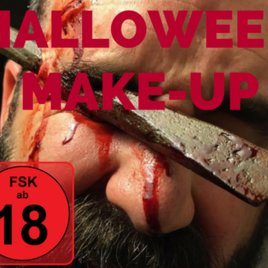 Halloween-Kostüm selber machen: 15 krasse Make-Up-Tutorials ab 18