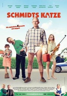 Schmidts Katze Poster