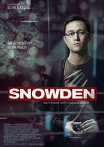 Snowden Poster