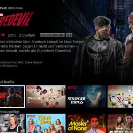 Netflix oder Amazon Prime, Sky Ticket oder maxdome: Die 4 Anbieter im Test