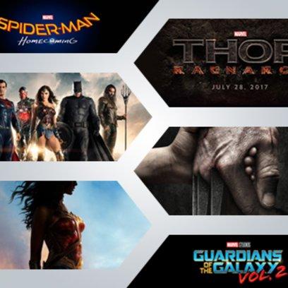 Deadpool 2 - Die kommenden Superhelden-Filme 2017-2020 (#1) Poster