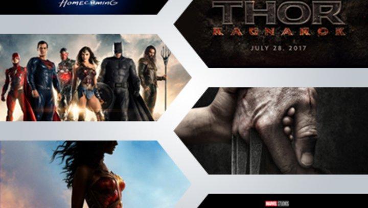 Thor: Tag der Entscheidung - Die kommenden Superhelden-Filme 2017-2020 (#1) Poster