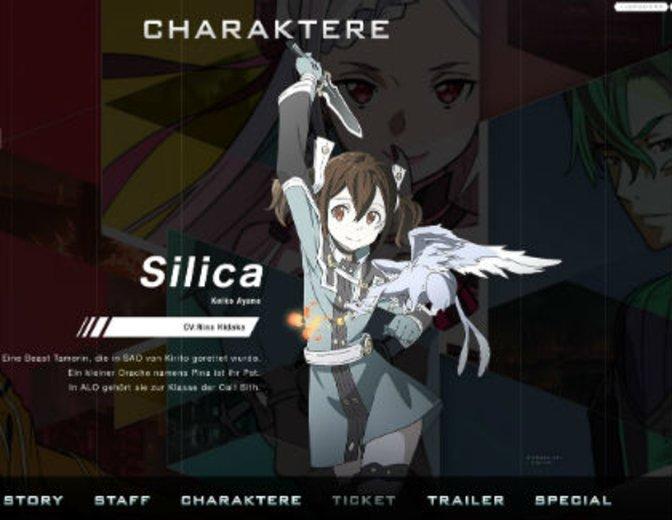 sword art online characters 002