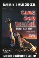Tanz der Teufel: The Evil Dead - Part I (Special Collector's Edition) Poster