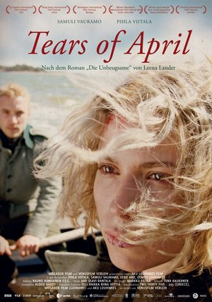 Tears of April - Die Unbeugsame Poster