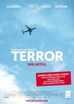 Terror - Ihr Urteil Poster