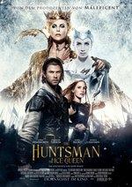 The Huntsman & the Ice Queen Poster
