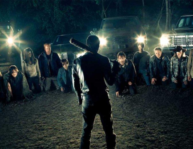Walking Dead Staffel 6 Fox Start