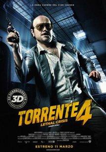 Torrente 4 (Cinespañol 3)