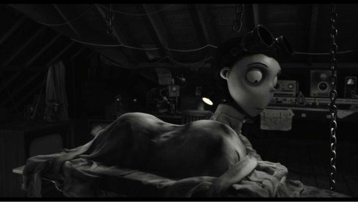 Frankenweenie - Trailer Poster