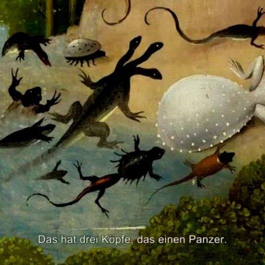 Hieronymus Bosch - Garten der Lüste (OmU) - Trailer Poster