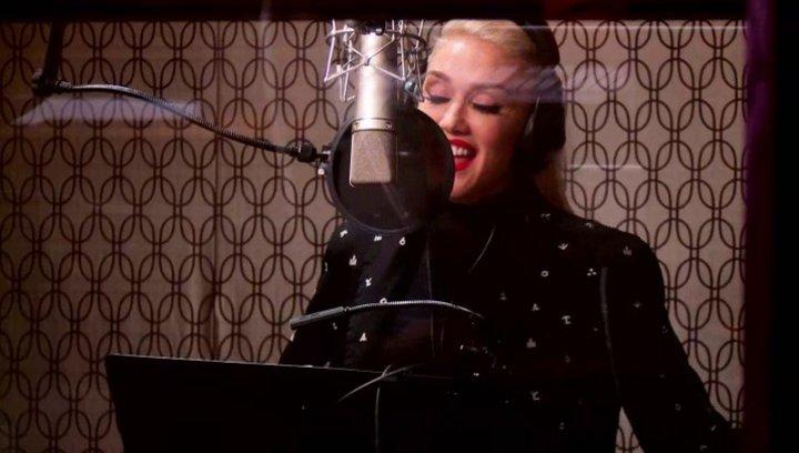 Gesangsaufnahmen mit Justin Timberlake, Gwen Stefani - Making Of Poster