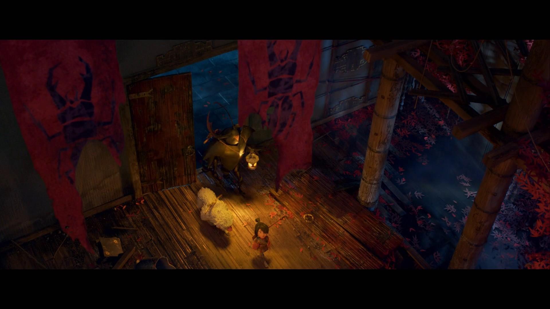 Kubo - Der tapfere Samurai Trailer