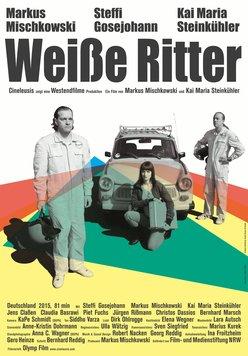 Weiße Ritter Poster