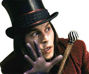 Solo für Willy Wonka