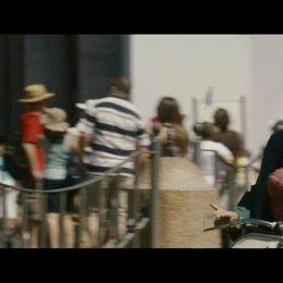 Oma faehrt mit der Vespa durch Rom - Szene Poster