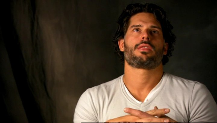 Joe Manganiello - Big Dick Richie über die Besetzung - OV-Interview Poster