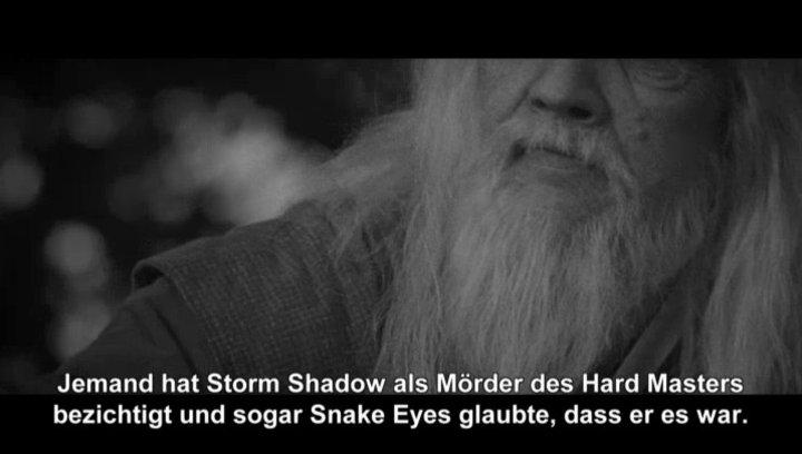 Storm Shadow - Featurette Poster