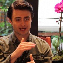 Daniel Radcliffe über den Reiz der Geschichte usw - OV-Interview Poster