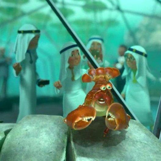 Im Aquarium - Szene Poster