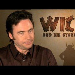 Michael Bully Herbig über die perfekte Besetzung von Jonas Hämmerle als Wickie - Interview Poster