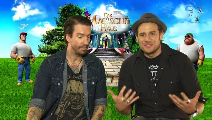 Bosshoss - Mark und Mike - über die beste Szene im Film - Interview Poster