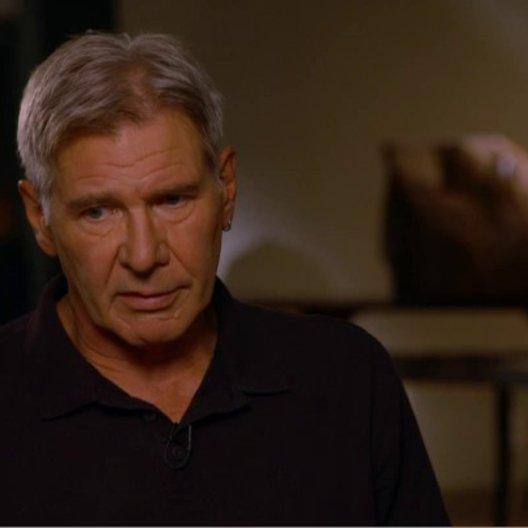Harrison Ford - Woodrow Dolarhyde - über Daniel Craig - OV-Interview Poster