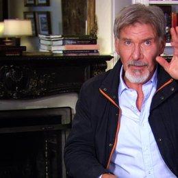 Harrison Ford - William Jones - über das Sehenswerte an Für immer Adaline - OV-Interview Poster