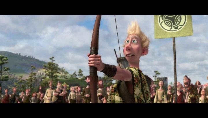 Merida - Legende der Highlands (VoD-/BluRay-/DVD-Trailer) Poster