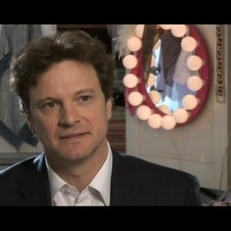 Interview mit Colin Firth (Geoffrey Thwaites) - OV-Interview Poster