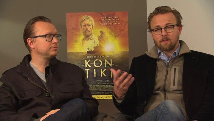 Espen Sandberg und Joachim Ronning über die erste Reaktion und den Film - OV-Interview Poster