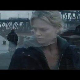 Auf brennender Erde - Trailer Poster