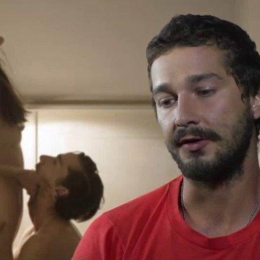 SHIA LABEOUF - Jerome - wie er von dem Film hoerte - OV-Interview Poster