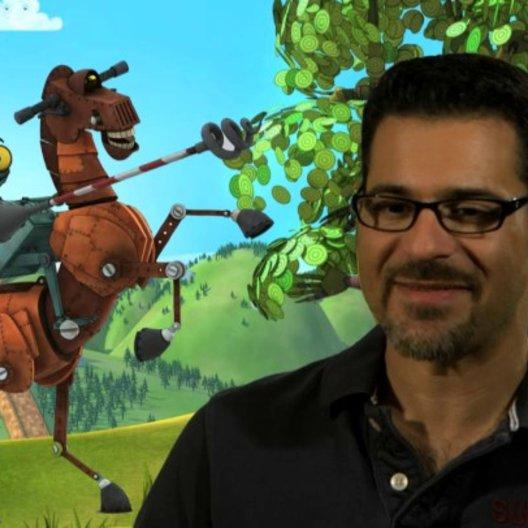 Rick Kavanian über das Besondere im Film - Interview Poster