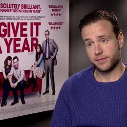 Rafe Spall (Josh) über seinen Willi - OV-Interview Poster