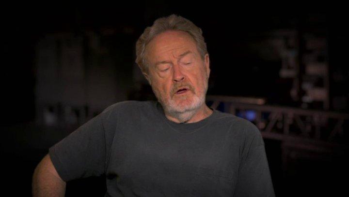 Ridley Scott über Joel Edgerton - OV-Interview Poster
