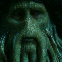 Jack Sparrow trifft Davy Jones und verkauft ihm die Seele von Jack Turner - Szene Poster