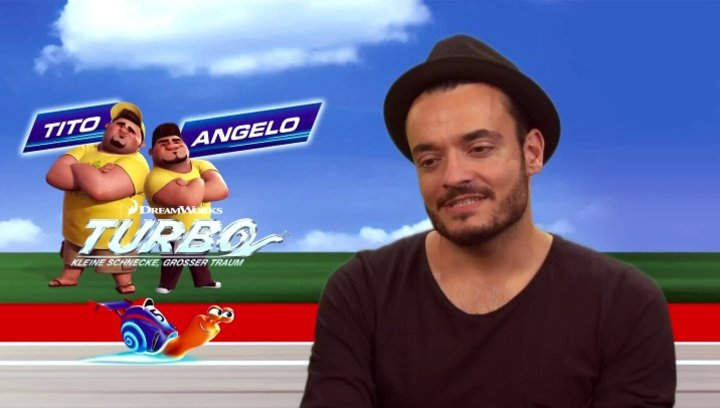 Giovanni Zarella - Tito - über Tito - Interview Poster
