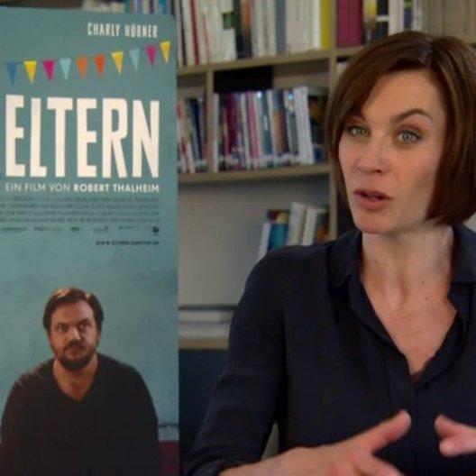Christiane Paul über Christine und Konrad, Charly Hübner und das Zusammenspiel von Kindern, Liebe und Job - Interview Poster