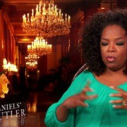 Oprah Winfrey über die Geschichte des Films und ihre Beweggründe, mitzuspielen - OV-Interview Poster