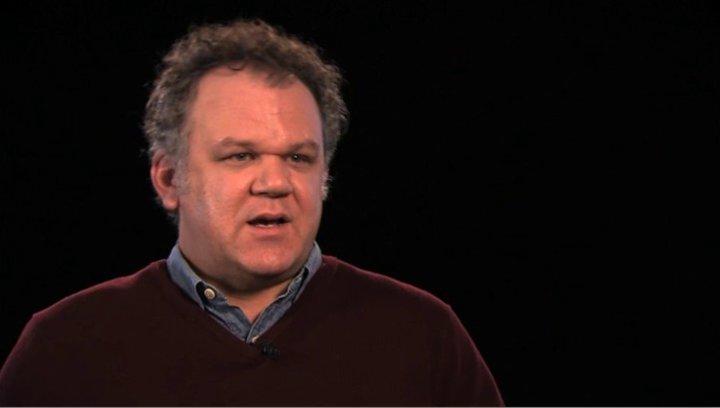 John C Reilly über die räumliche Beschränkung - OV-Interview Poster