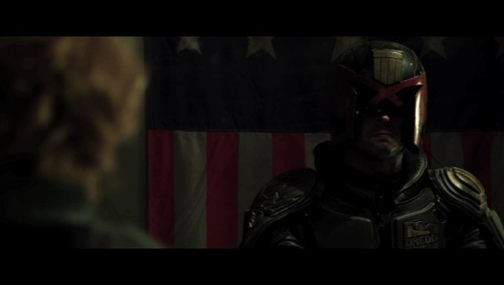 Dredd - OV-Featurette Poster