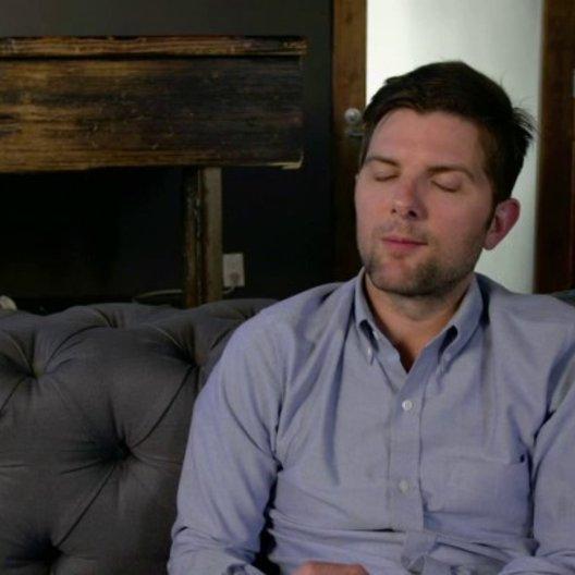 Adam Scott - Ted Hendricks - darüber, wer er ist - OV-Interview Poster