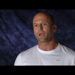 Jason Statham (Danny) über die Geschichte - Interview Poster