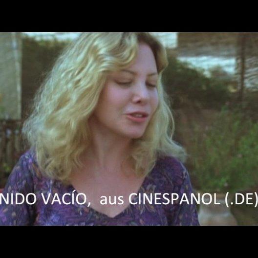 El Nido Vacío - OV-Trailer Poster