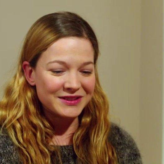 Hannah Herzsprung - Iris - über den Inhalt des Films - Interview Poster