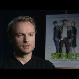 Mark Waschke - Sebastian - über die Figur Sebastian, das Verhältnis Oskar-Sebastian, usw - Interview Poster