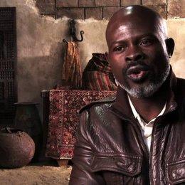 Djimon Hounsou über die Merkmale des Films - OV-Interview Poster