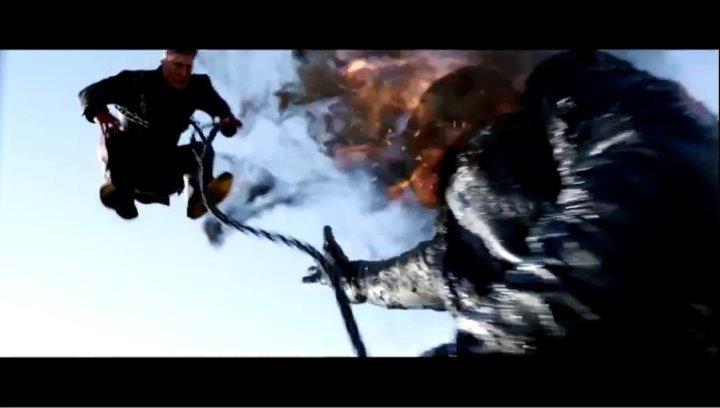 Ghost Rider: Spirit of Vengeance - Teaser Poster