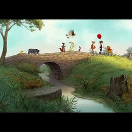 Winnie the Pooh - OV-Trailer Poster